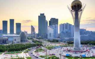 Бедность в Казахстане