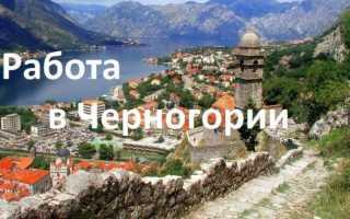 Работа врачом в Черногории для русских: зарплата медиков