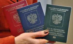 Оплата госпошлины за регистрацию ВНЖ в России  году