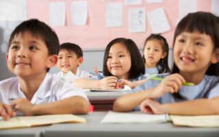 Обучение в национальных и международных школах в Китае