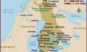 Финляндия: краткое описание и характеристика страны