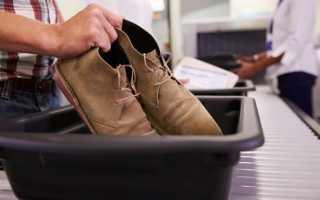 Какой должна быть обувь в самолете для комфортного перелета