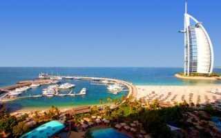 Оформление резидентской визы в ОАЭ