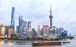 Средняя и минимальная зарплата в Китае