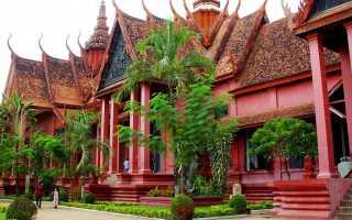 Нужна ли виза для поездки в Камбоджу для белорусов