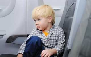 Запрет на выезд ребенка за границу из России