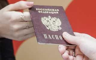 Смена гражданства других стран на российское