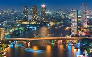 Нужна ли виза в Таиланд для казахстанцев