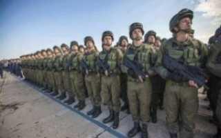 Зарплата военнослужащих в Украине