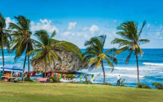 Виза и отдых на Барбадосе
