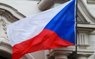 Виза для ребенка в Чехию: образец заполнения