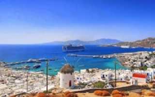 Города и достопримечательности Греции – подборка фото