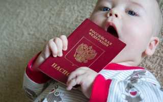 Оформление гражданства РФ для ребенка из Украины