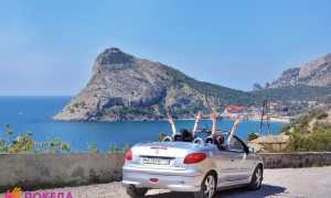 Поездки и правила нахождения в Крыму