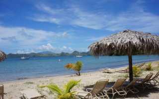 Нужна ли виза в Сент-Китс и Невис для россиян