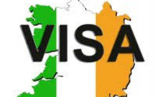 Виза в Ирландию для украинцев