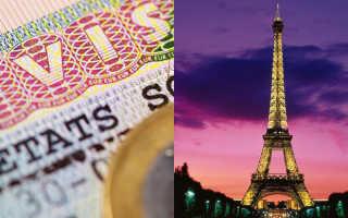 Национальная виза категории d во Францию: сроки оформления