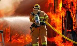 Зарплаты пожарных