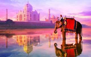Можно ли въезжать в Индию по шенгенской визе