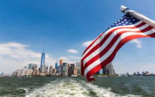Оформление визы в США для белорусов