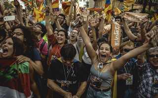 На каком языке говорят в Каталонии большинство людей