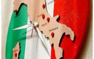 Срок оформления и получения визы в Италию