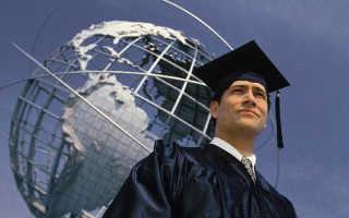 Поступление в магистратуру в США