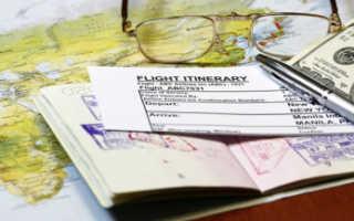 Спонсорское письмо для получения визы в Грецию: образец написания