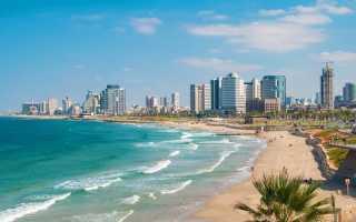 Как найти работу в Тель-Авиве