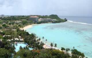 Правила въезда и оформление визы на остров Гуам