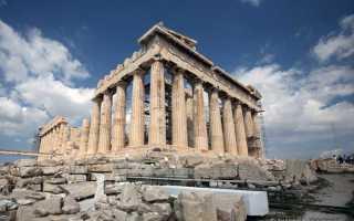 Транзитная пересадка в Афинах