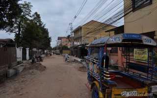 Получение визы Таиланда в Лаосе