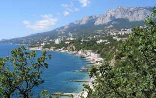 Нужен ли загранпаспорт для поездки в Крым с территории Украины