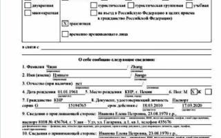 Выездная виза из России для иностранцев: оформление