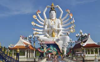 Срок действия загранпаспорта для поездки в Таиланд