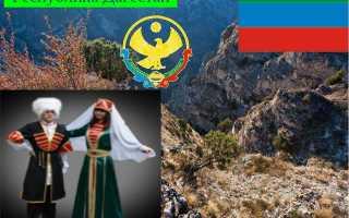 Зарплаты в Дагестане