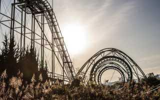 Заброшенный Диснейленд в Японии – фотографии жуткого места