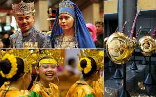 Виза в Бруней для россиян: оформление и сроки получения