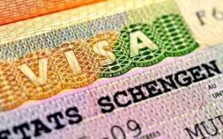 Оформление визы в Германию для украинцев