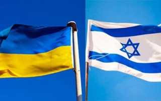 Оформление визы в Израиль для украинцев