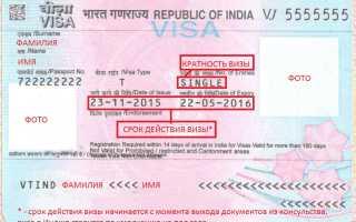 Нужна ли виза в Дели россиянам