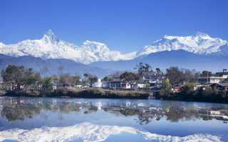 Оформление и получение визы в Непал