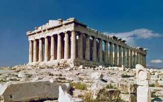 Греция: краткое описание и характеристика страны