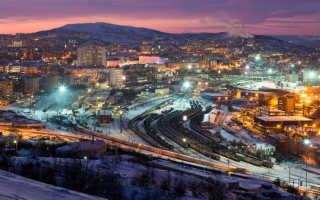 Средняя зарплата в Мурманске