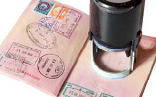 Документы для оформления визы на Кипр