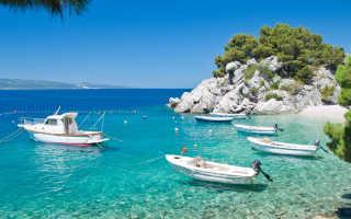 Страны для пляжного отдыха в сентябре на море без визы