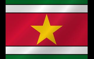 Оформление визы для путешествия в Суринам