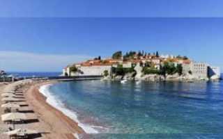 Нужен ли загранпаспорт для въезда в Черногорию