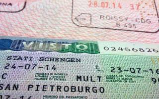 Как получить самостоятельно итальянскую визу на 2 года