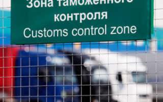 Правила и нормы ввоза продуктов в Россию физическим лицам